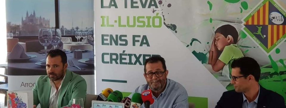 Colaboracion de Can Eduardo en el Palma Futsal, Can Eduardo Restaurant