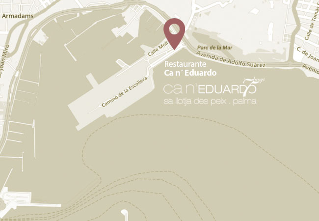 nuestra historia, our history, Can Eduardo Restaurant